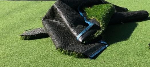 Kunstgras duurzamer maken om beter te recyclen