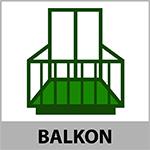 Kunstgras zeer geschikt voor balkon